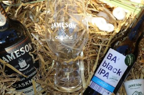 La bière Black IPA pour accompagner le shot de Jameson