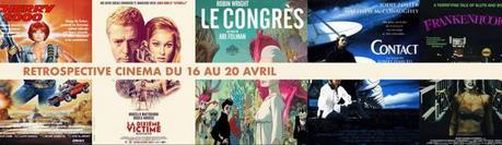 Du 16 au 20 avril, Rétrospective cinéma des Intergalactiques aux Cinémas Lumière