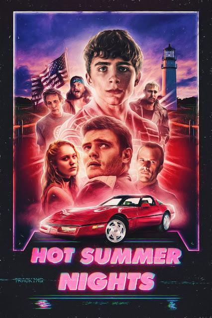 Premier trailer pour Hot Summer Nights signé Elijah Binum