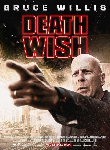 Bande annonce VF pour Death Wish signé Eli Roth
