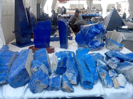 lapis lazuli Ste Marie aux Mines