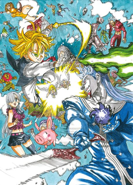 Seven Deadly Sins : Prisoners of the Sky