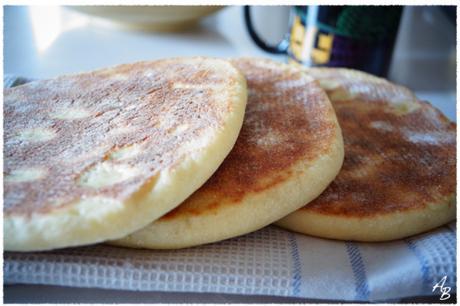 Matlouh, pain maghrébin pour sandwich au magret