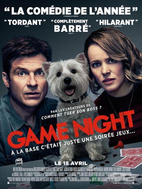 [CRITIQUE] : Game Night