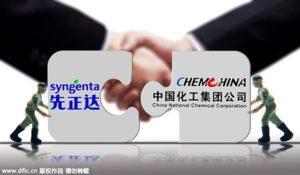 L'absence de débat sur le rachat de Syngenta  par un groupe étatique chinois