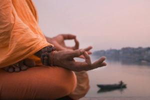 yoga lacher prise
