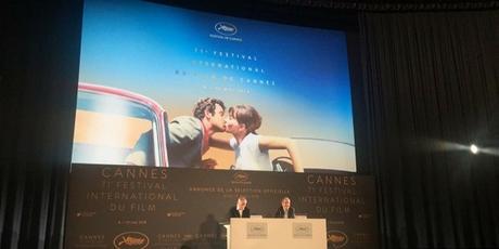 Cannes 2018 - La conférence de presse, Les annonces