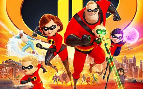 MOVIE | The Incredibles 2 : Une nouvelle bande-annonce dévoilée !