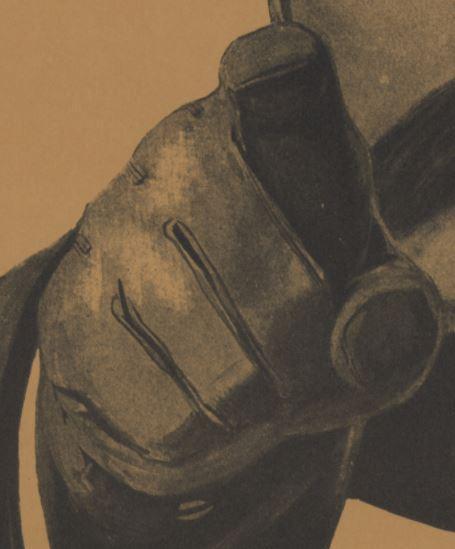 Lord Kitchener gant