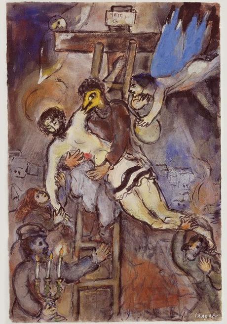 Chagall en Guerre