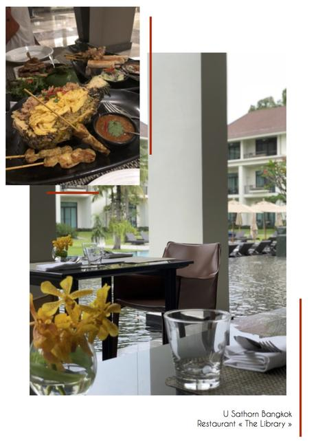 U Sathorn Bangkok – Le paradis caché