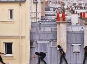 balade toits Paris