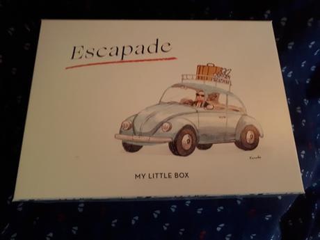 My Little escapade box