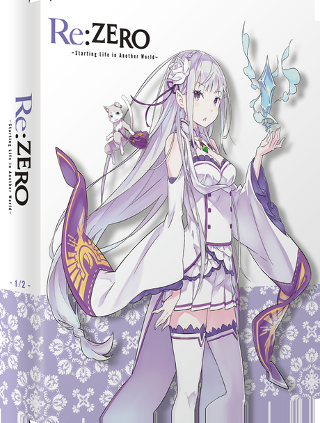 L'animé Re:Zero – Starting Life in Another World – en DVD et Blu-ray chez All the Anime