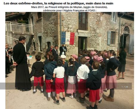 ces beaux amis de Macron qui se réunissent à #Meylan… (Quelle spiritualité !)