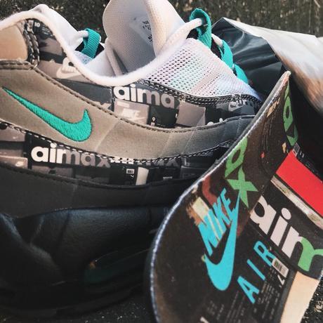 Atmos x Nike Air Max 95 Jade