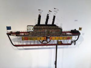 Galerie Lélia Mordoch  exposition James Chedburn  » Rêve général » jusqu'au 12 Mai 2018