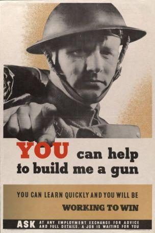 WW2 GB You can help to build me a gun