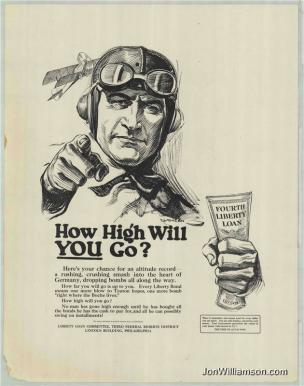 USA 1918 How High Will You Go