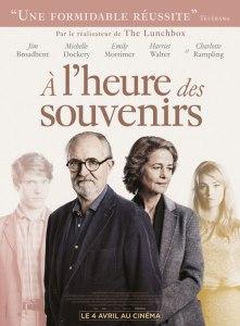 A l'heure des souvenirs, un film romantique plein de sensibilité