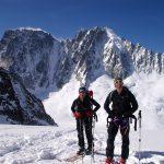 Col du Chardonnet, les 3 Cols (3330m)