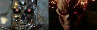 Le nouveau Terminator est.... le Ghost Rider !