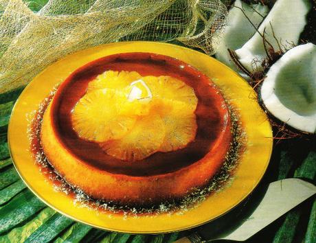 Gâteau coco/ananas
