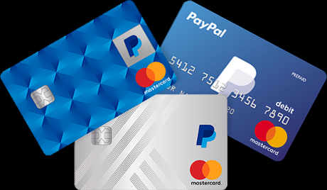 Cartes PayPal