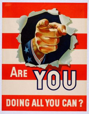 WW2 USA 1942 Are You doing all you can publie par General Cable Corp