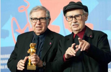 Décès à 88 ans du cinéaste italien Vittorio Taviani