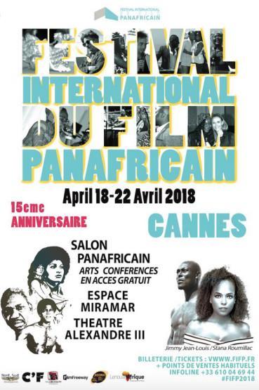 Le Festival international du film panafricain de Cannes fête ses 15 ans