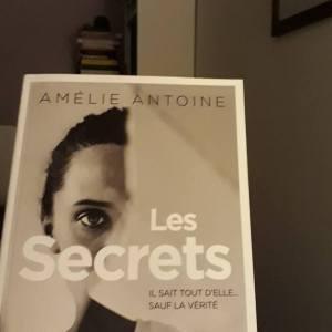 Les secrets, Amélie Antoine