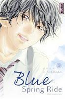 'Blue Spring Ride, tome 4' d'Io Sakisaka