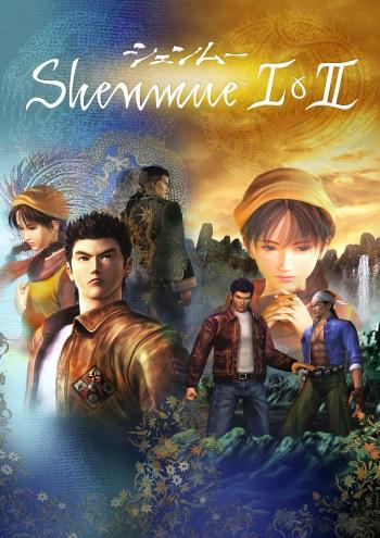 Shenmue I & II ps4 xbox one pc steam