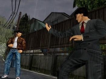 Shenmue I & II ps4 xbox one pc steam screen2