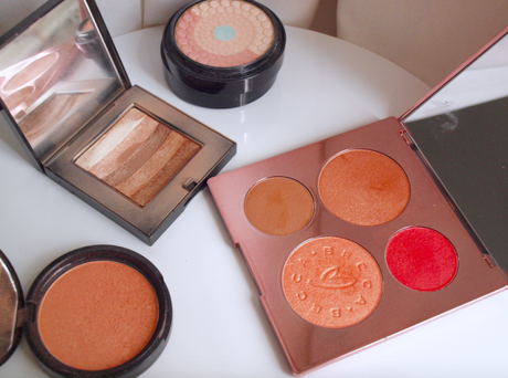 Battle d'highlighters avec Nyx, Guerlain, Bobbi Brown et Becca