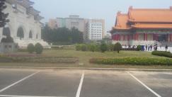 Mémorial Tchang Kaï-chek de Taipei  !!