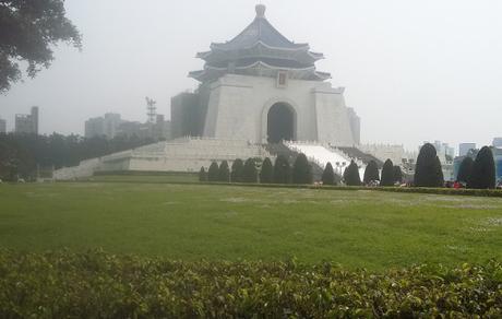 Bâtiment principal du Mémorial Tchang Kaï-chek