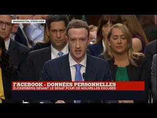 Au moment où Facebook est sur la sellette, l'Europe applique la protection des données personnelles.