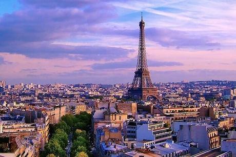 Paris, capitale de la france, tour eiffel