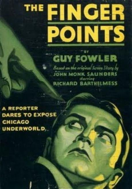 The Finger Points 1931