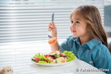 59% des Français souhaitent des repas végétariens dans les cantines scolaires