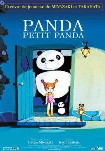 [Animēshon Festival] Panda petit panda, le 29 avril au Cinéma Scénario (St Priest)