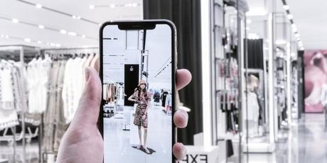 L'expérience Zara Réalité Augmentée est disponible sur iPhone