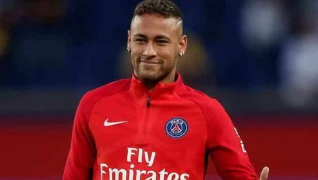 L'improbable célébration de Neymar pour le titre !