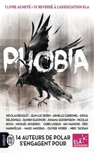 Couverture Phobia