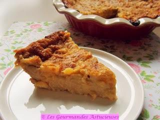 Gâteau moelleux à la Rhubarbe et aux Coings