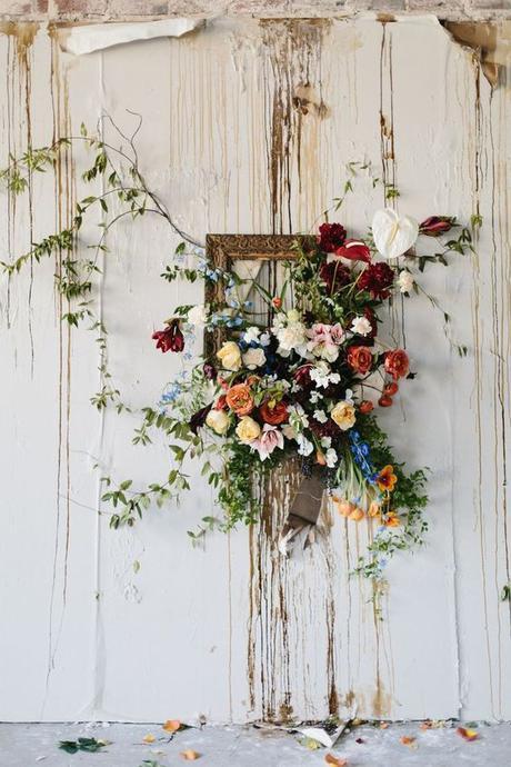 les fleurs dans la deco - blog