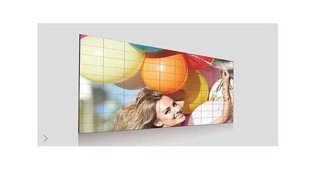 Philips BDL4988XC, un écran de très haute qualité et aux bords ultra fins pour vos murs d'images