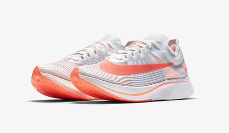 Nike Zoom Fly SP London Neon Orange